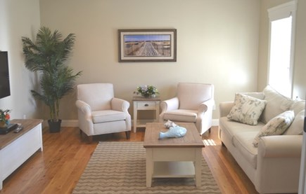 Oak Bluffs Martha's Vineyard vacation rental - Quiet den area