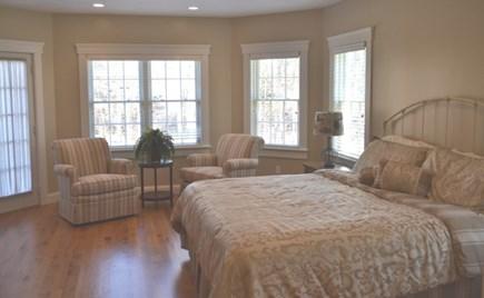 Oak Bluffs Martha's Vineyard vacation rental - Master bedroom first floor