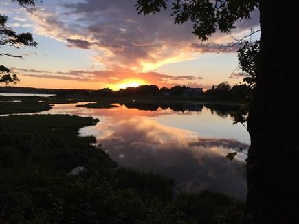 Oak Bluffs Martha's Vineyard vacation rental - Sunset view