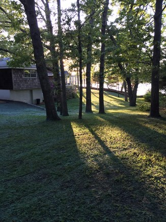 Oak Bluffs Martha's Vineyard vacation rental - Side view of house