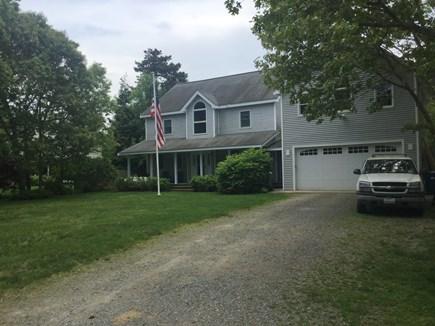 Oak Bluffs Martha's Vineyard vacation rental - Great front yard, Plenty of parking. Garage is not used.