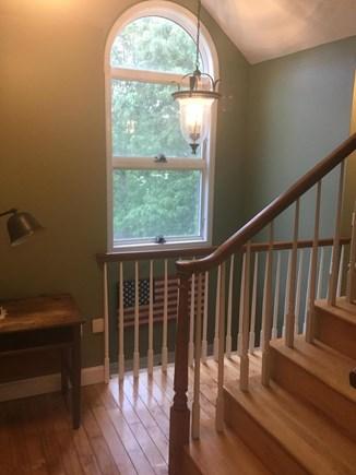 Oak Bluffs Martha's Vineyard vacation rental - Second floor hallway  landing area  balcony.