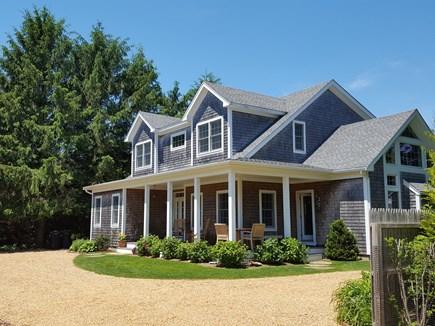 Edgartown Martha's Vineyard vacation rental - Front