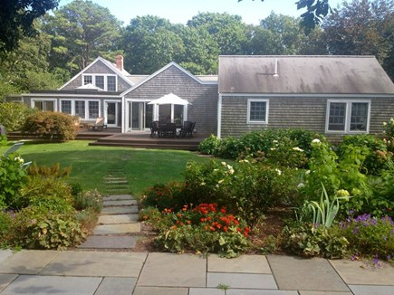 West Tisbury Martha's Vineyard vacation rental - Charming home near Lambert's Cove sleeps 10