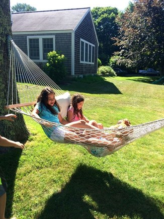West Tisbury Martha's Vineyard vacation rental - Fun for the whole family