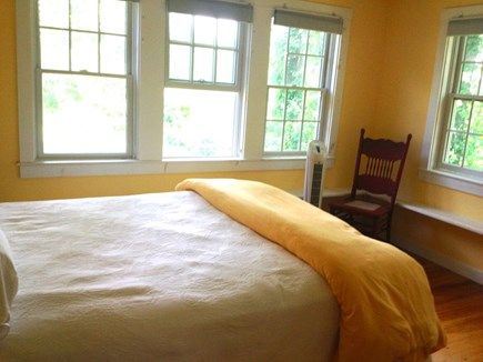 West Tisbury Martha's Vineyard vacation rental - Sample bedroom (one of 6)