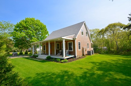 Oak Bluffs Martha's Vineyard vacation rental - Front of home