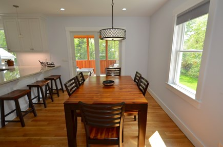 Oak Bluffs Martha's Vineyard vacation rental - Seating for 9