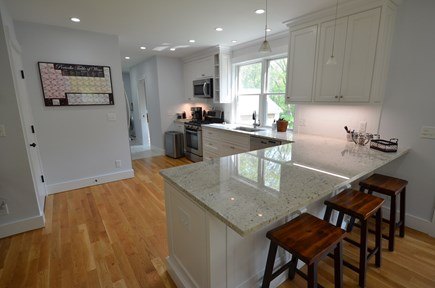 Oak Bluffs Martha's Vineyard vacation rental - Breakfast Bar