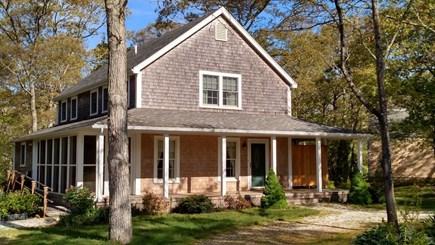 Oak Bluffs, East Chop Martha's Vineyard vacation rental - Lovely East Chop farmhouse