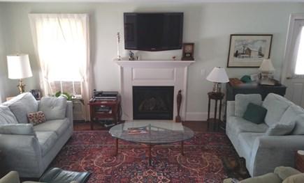 Oak Bluffs, East Chop Martha's Vineyard vacation rental - Living Room