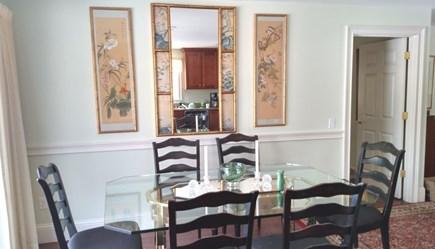 Oak Bluffs, East Chop Martha's Vineyard vacation rental - Dining