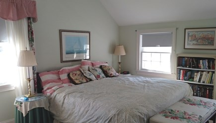 Oak Bluffs, East Chop Martha's Vineyard vacation rental - 2nd floor master bedroom with king bed