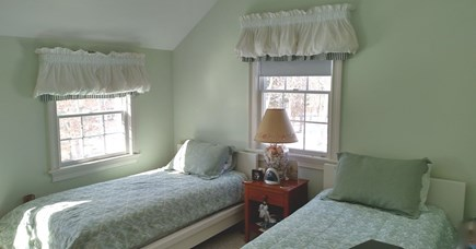 Oak Bluffs, East Chop Martha's Vineyard vacation rental - 2nd floor bedroom with twin beds