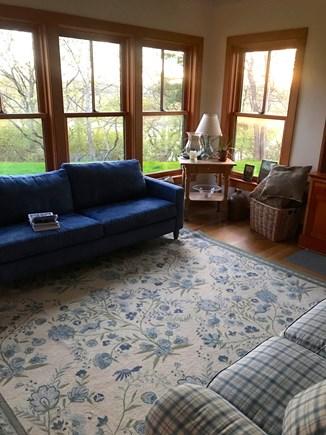 West Tisbury Martha's Vineyard vacation rental - Living area