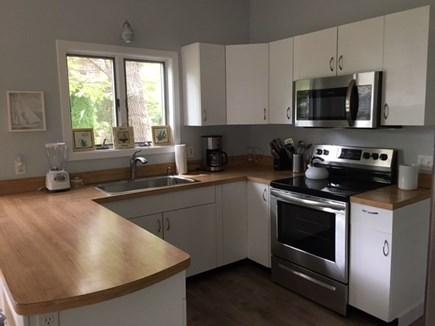 Vineyard Haven Martha's Vineyard vacation rental - Updated kitchen with brand new appliances