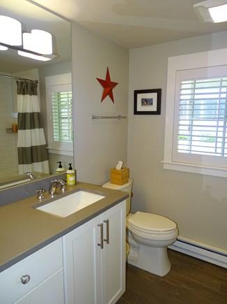 Vineyard Haven Martha's Vineyard vacation rental - Downstairs full bath