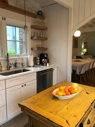 Vineyard Haven, Oak Bluffs Martha's Vineyard vacation rental - Big Kitchen with all the amenities