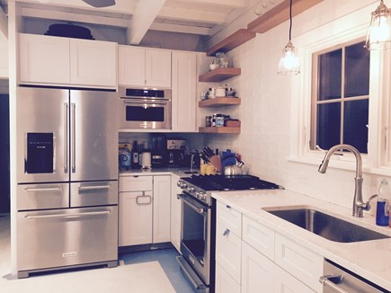 Vineyard Haven, Oak Bluffs Martha's Vineyard vacation rental - Brand new kitchen full of new appliances and all cooking gear