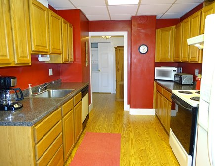 Oak Bluffs Martha's Vineyard vacation rental - Kitchen - fully stocked