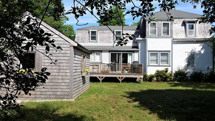 Oak Bluffs Martha's Vineyard vacation rental - Plenty of room for yard games