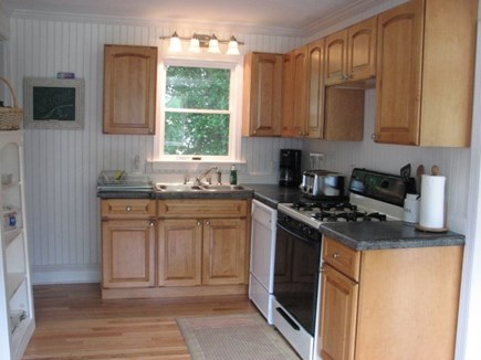 Oak Bluffs Martha's Vineyard vacation rental - Modern well equipped kitchen
