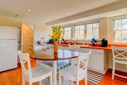 Edgartown Martha's Vineyard vacation rental - Modern dining table