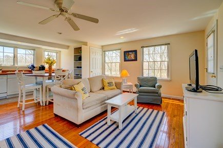 Edgartown Martha's Vineyard vacation rental - Open floor plan