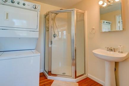 Edgartown Martha's Vineyard vacation rental - Fancy shower