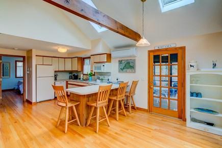 Edgartown Martha's Vineyard vacation rental - Dining table for everyone