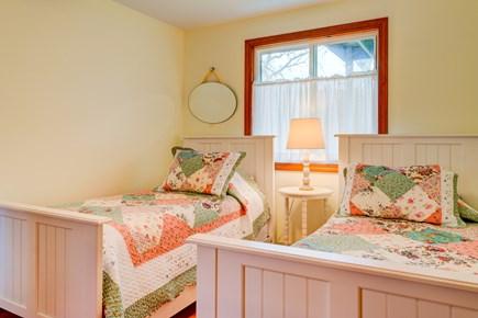 Edgartown Martha's Vineyard vacation rental - Matching twin beds