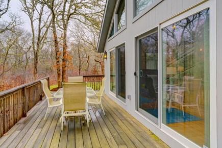 Edgartown Martha's Vineyard vacation rental - Enjoy the outdoor table
