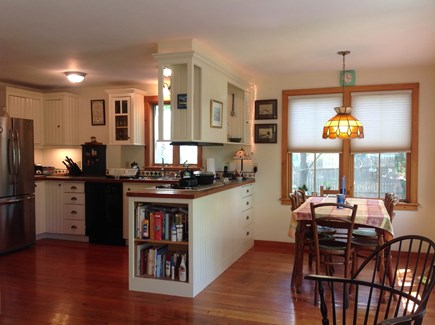 Oak Bluffs, East Chop Martha's Vineyard vacation rental - Sunny, well appointed kitchen, great layout