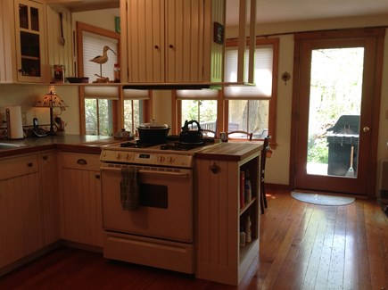 Oak Bluffs, East Chop Martha's Vineyard vacation rental - Gas stove, great kitchen for cooking and entertaining