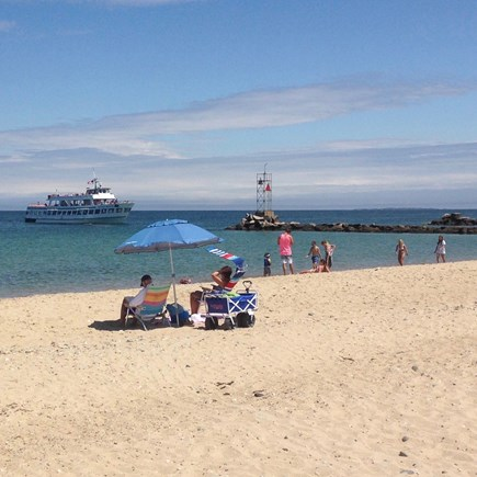 Oak Bluffs, East Chop Martha's Vineyard vacation rental - 1/2 mile walk to Jetty Beach
