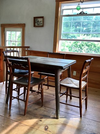 West Tisbury Martha's Vineyard vacation rental - Enclosed porch
