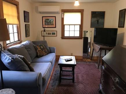 West Tisbury Martha's Vineyard vacation rental - Den