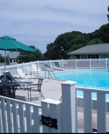 Vineyard Haven Martha's Vineyard vacation rental - Common pool area