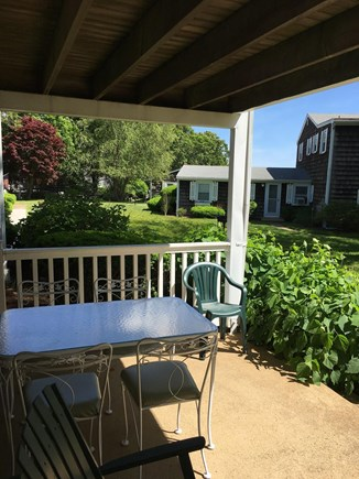 Vineyard Haven Martha's Vineyard vacation rental - Patio area