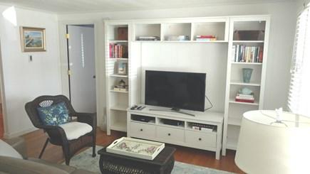 Vineyard Haven Martha's Vineyard vacation rental - TV Room
