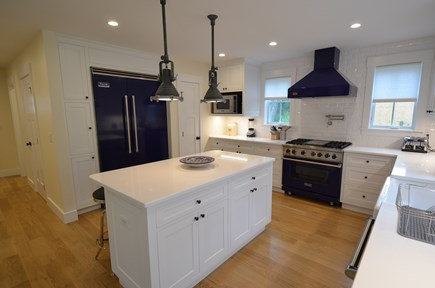 Vineyard Haven, Tisbury Martha's Vineyard vacation rental - Chef's dream kitchen with ample space and Viking appliances