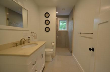 Vineyard Haven, Tisbury Martha's Vineyard vacation rental - Ensuite bathroom with stand-alone shower