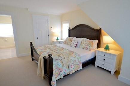 Vineyard Haven, Tisbury Martha's Vineyard vacation rental - Spacious king bed with ensuite