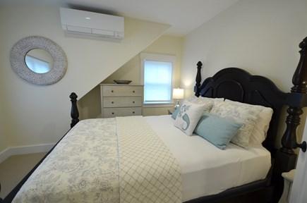 Vineyard Haven, Tisbury Martha's Vineyard vacation rental - Bedroom with queen bed - side view