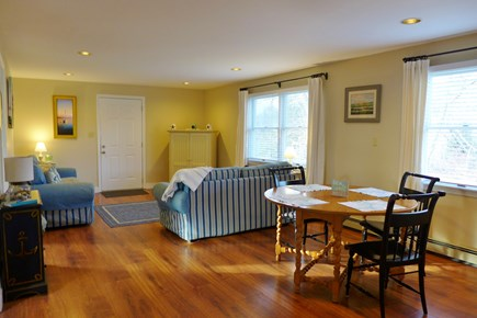 Oak Bluffs Martha's Vineyard vacation rental - Open Floor Plan Living/ Dining Area
