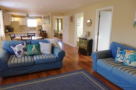 Oak Bluffs Martha's Vineyard vacation rental - Living Area