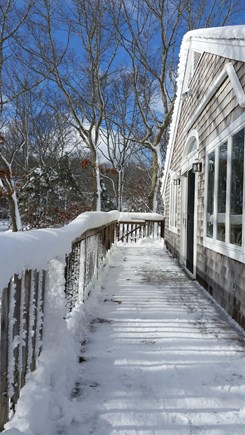 Oak Bluffs, Vineyard Haven Martha's Vineyard vacation rental - Winter