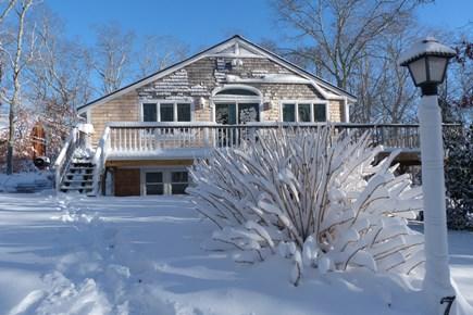Oak Bluffs, Vineyard Haven Martha's Vineyard vacation rental - Winter