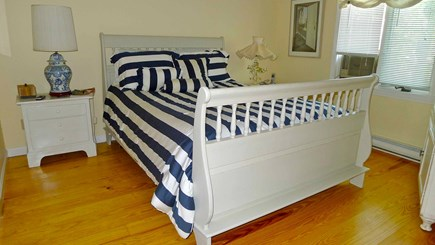 Oak Bluffs, Vineyard Haven Martha's Vineyard vacation rental - Master bedroom with a queen size bed