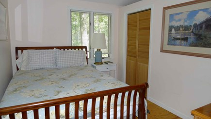 Oak Bluffs, Vineyard Haven Martha's Vineyard vacation rental - Second bedroom with a queen size bed